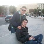 Roberto and Pierdo!
