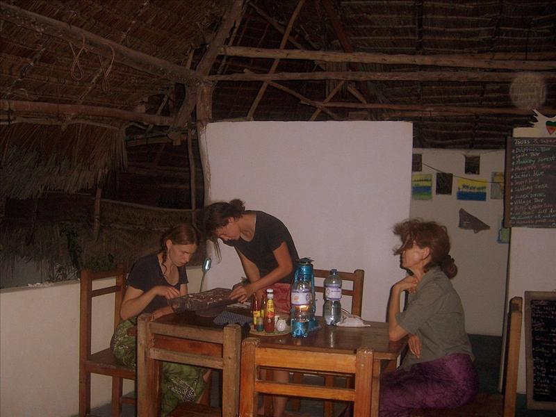 Aline•Elisa•bao•Maman•Zanzibar