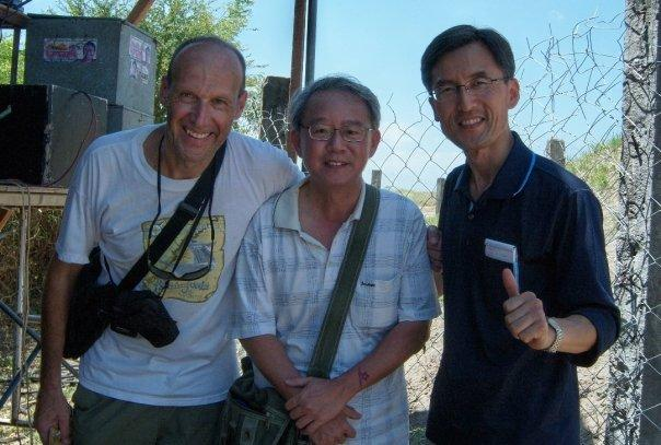 MY KOREAN FRIENDS, SAN FERNANDO (PAMPANGA), SAN PEDRO CUTUD CRUCIFIXION CEREMONY