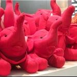 Elephant Doll @ Jim Thompson Shop