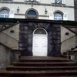 市府廳的小門