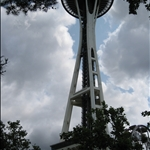 Space Needle, Monorail, Music Project