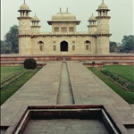 BABY TAJ,  AGRA INDIA  FEB1997