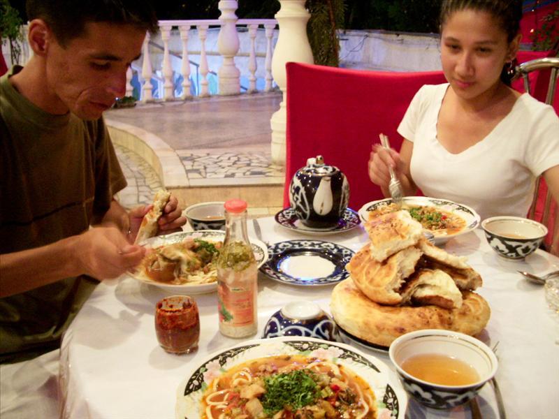 Dinner (Uzbekistan)