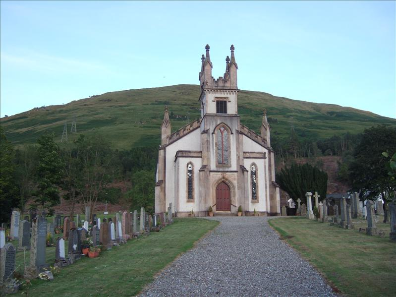 Arrochar Church