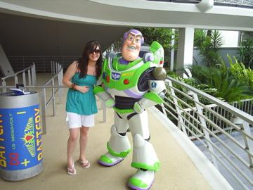 Amy and Buzz again