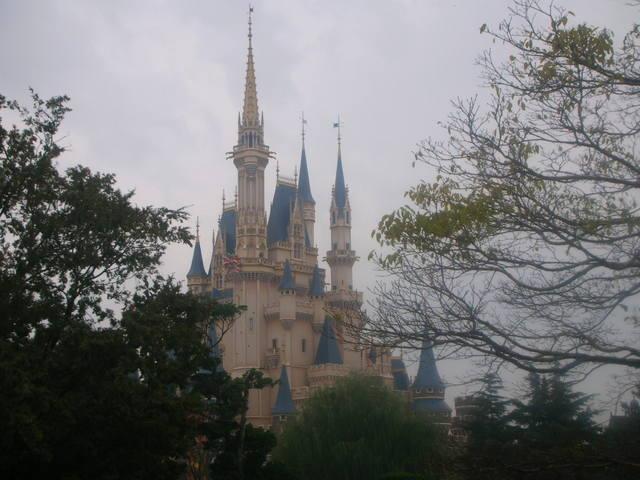 Tokyo Disneyland-Cinderella Castle