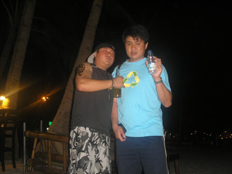 Last ny of drinking