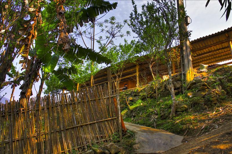 Homestay house in Ta Van