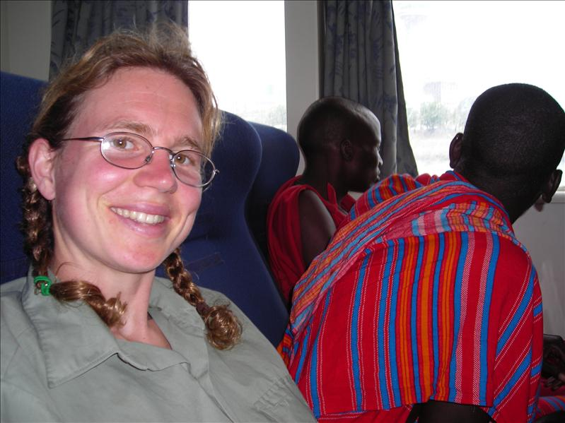 Massai thieves•Zanzibar ferry