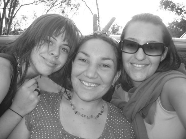 Samara•Dani•Eliza•2007
