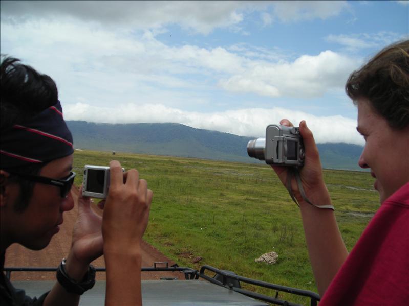Kenny•Elisa•Ngorongoro