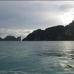 Ko Phi Phi Leh in the distance