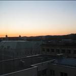 Vilnius at 4.30 a.m.