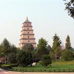 Big Wild Goose Pagoda, Xi