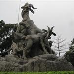 Guangzhou, Guangdong, China - 5-15.3.2010