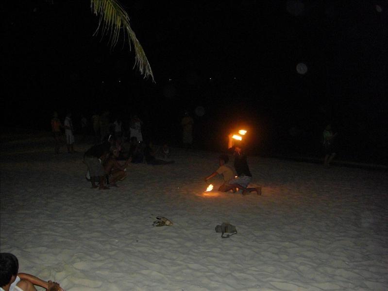 Fire Dancers!!