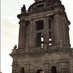 inside tour Mexico City Metropolitan Cathedral