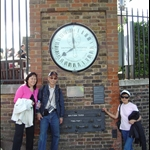 Royal observatory Greenwich (London)