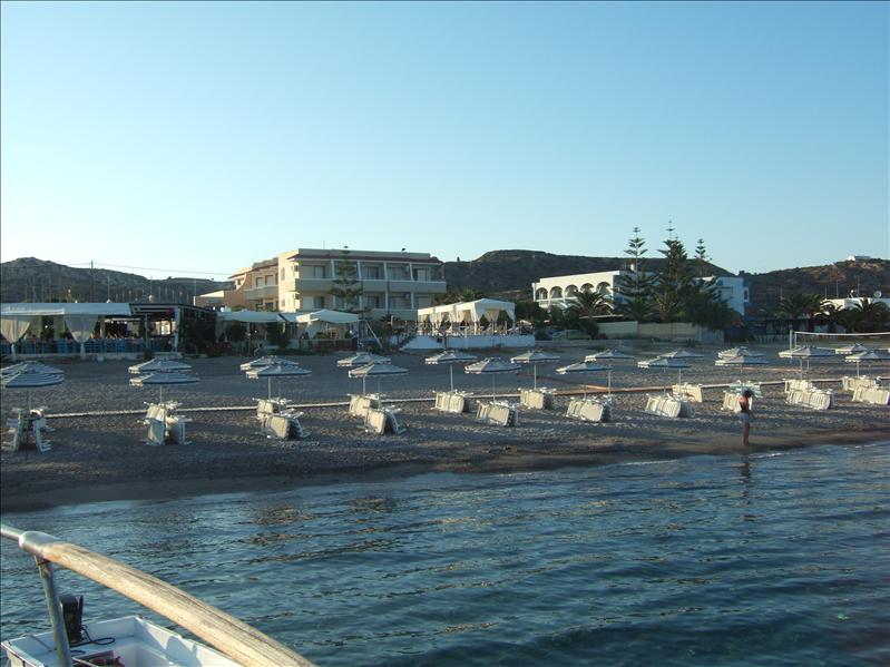 Sacillis Hotel Beach