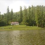 Banjosa Lake, View from the boat
