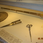 Daggers in armoury museum