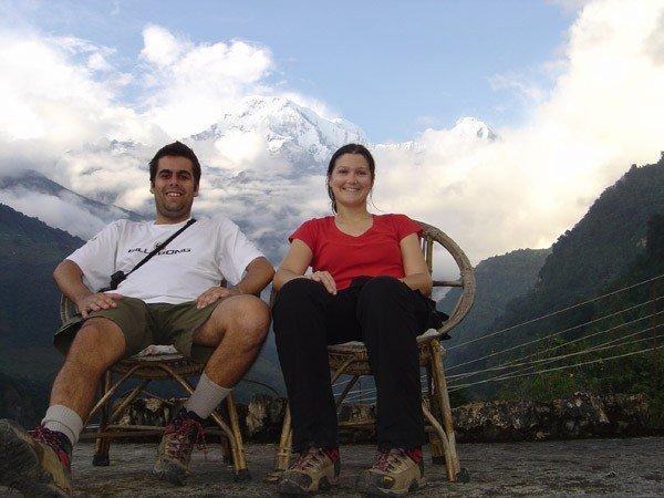 Enrico and Shana