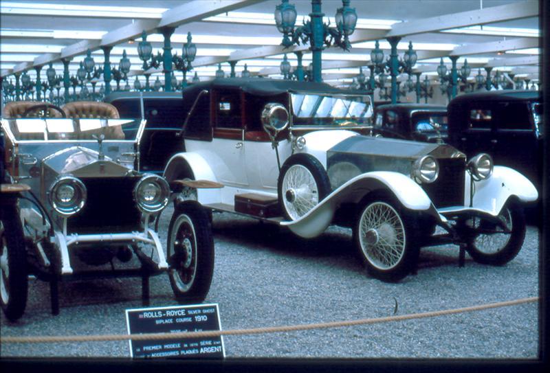 Rolls Royce Silver Ghost 1910