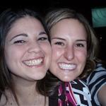 Carlie and I