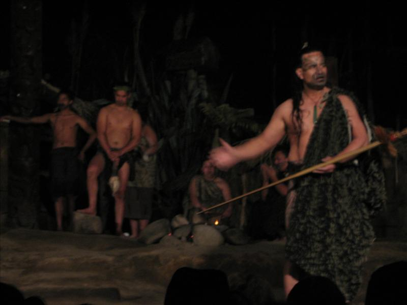 Maori night