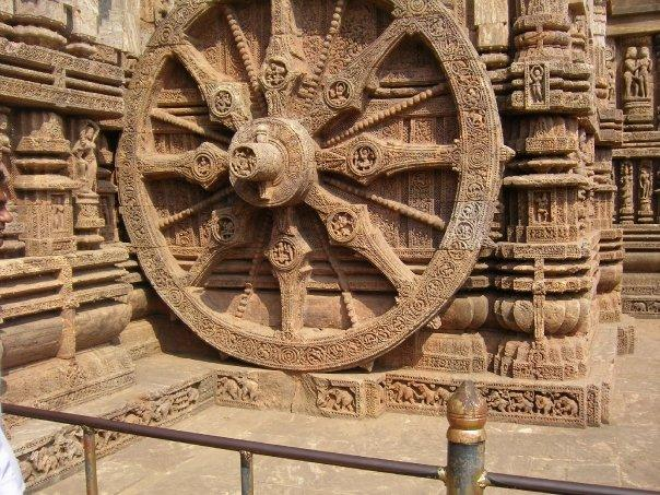 Konark, Orissa, India.