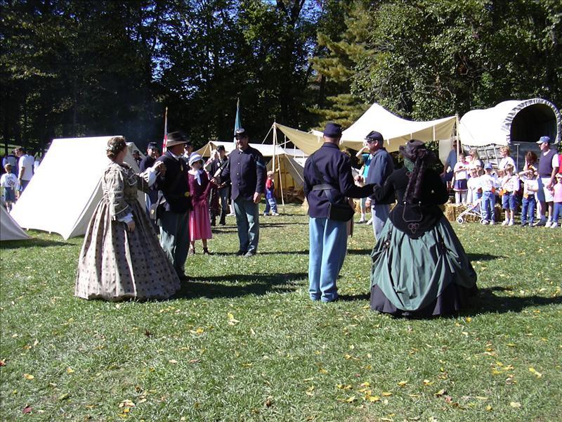 Saint Louis's Grant's Cabin Civil War best bet (free admission)