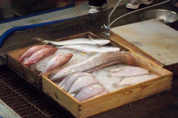 07/27 - jagalchi fish market -