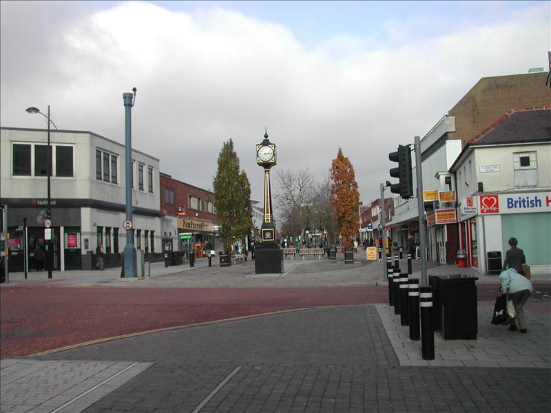 Waterlooville, England