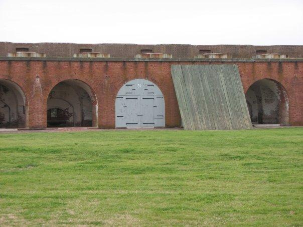 The center of the Fort.