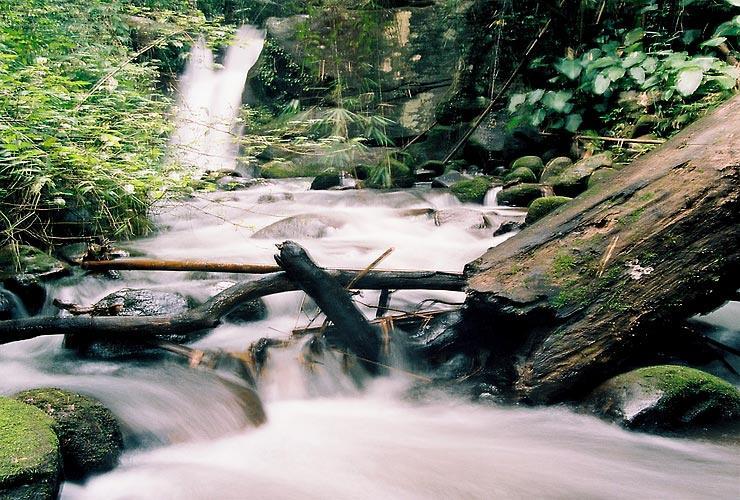 Phoosoidao Waterfall