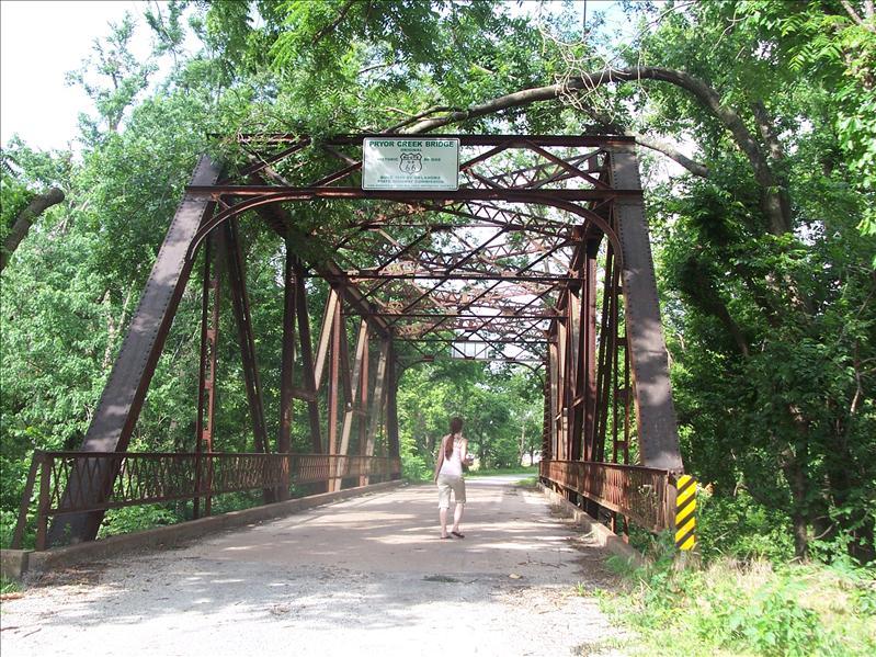 1926 Iron Bridge