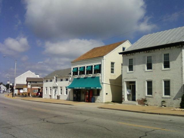 a business on mainstreet