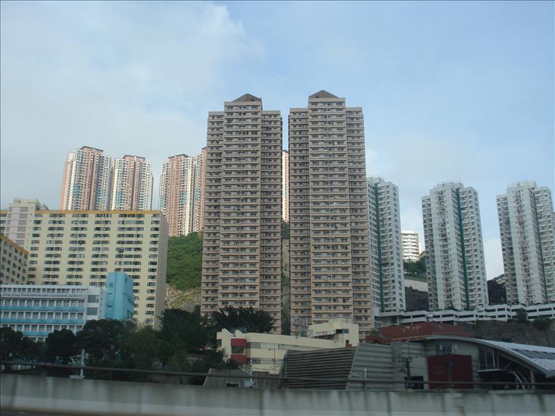 Scenic View of HK