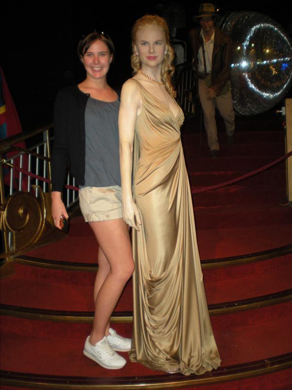 Nicole Kidman, Madame Tussaude's Wax Museum - 20th May