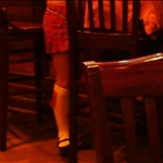 a leg from just one of the hot hot servers