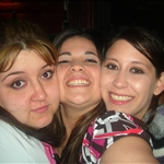 my cousin Theresa and I with Jessica