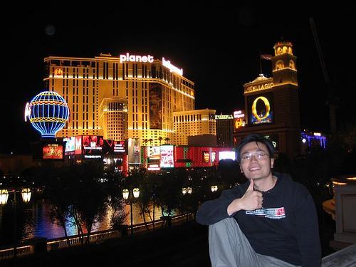 Bellagio hotel & casino, Las Vegas