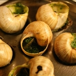 Paris - escargot