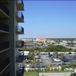 balcony view mainland