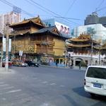 都市中心的寺庙——静安寺