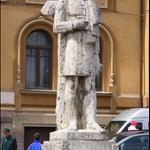 George Baritiu Statue, Brasov