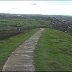 Glastonbury - The Town, the Tor, the Abbey, the Chalice Well 2004