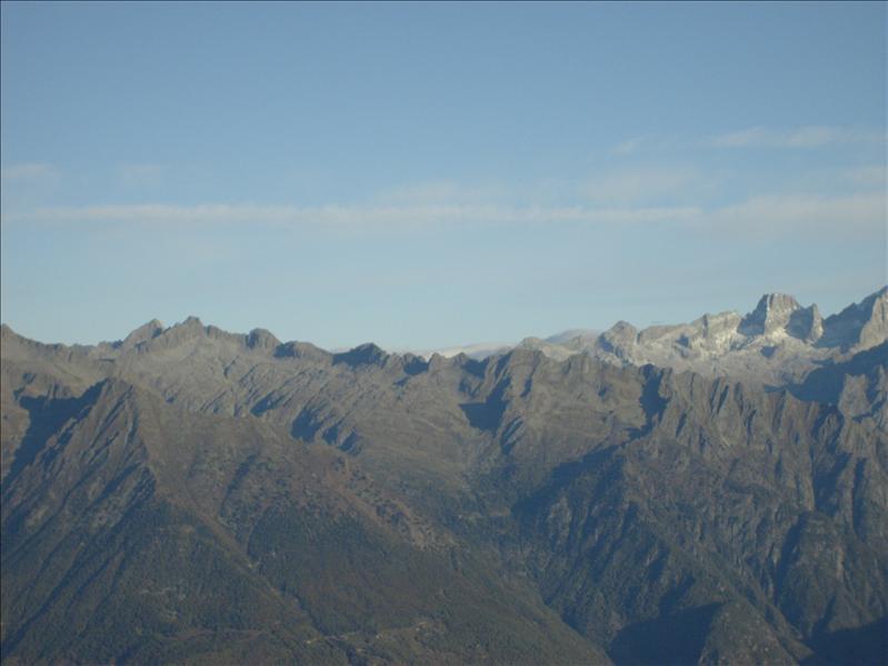 vista dal Monte Pisello•2009