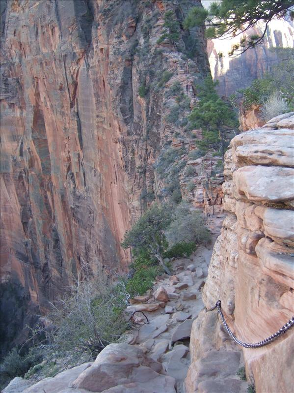 Angels Landing, Zion Nation Park, Utah